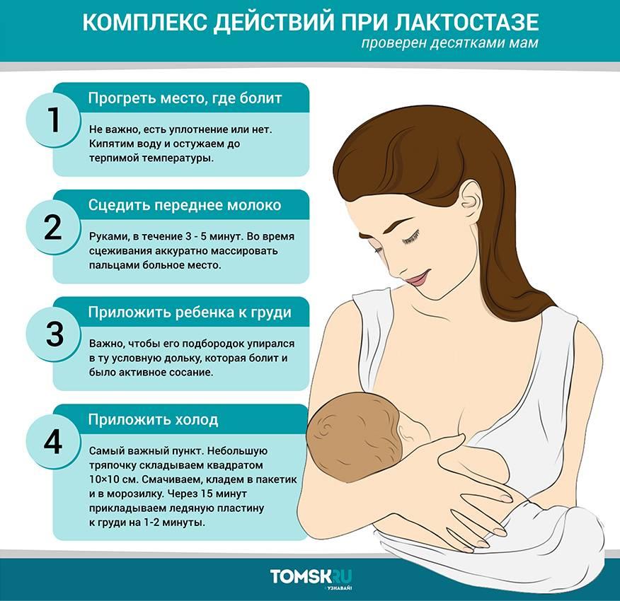 Что делать с закупоркой молочных протоков • центр гинекологии в санкт-петербурге