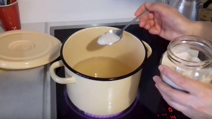 Как сделать стерильное масло для новорожденных